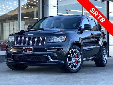 2012 Jeep Grand Cherokee for sale at Carmel Motors in Indianapolis IN