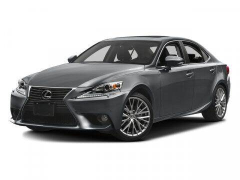 2015 Lexus IS 250 for sale at Jeremy Sells Hyundai in Edmunds WA