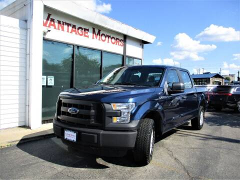 2015 Ford F-150 for sale at Vantage Motors LLC in Raytown MO