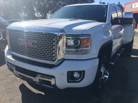 2016 GMC Sierra 3500HD for sale at Capital City Imports in Tallahassee FL