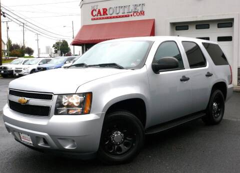 2013 Chevrolet Tahoe for sale at MY CAR OUTLET in Mount Crawford VA