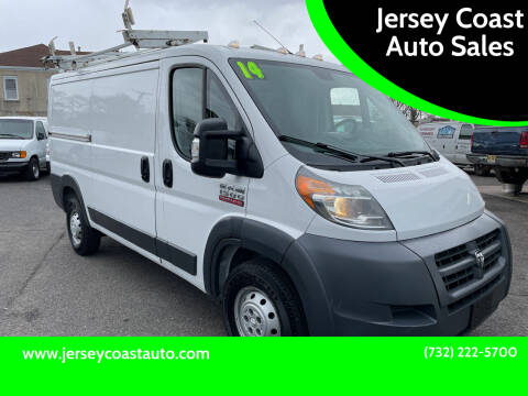 2014 RAM ProMaster Cargo for sale at Jersey Coast Auto Sales in Long Branch NJ