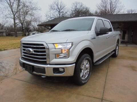 2015 Ford F-150 for sale at D & P Sales LLC in Wichita KS