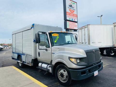 2014 International TerraStar for sale at Orange Truck Sales in Orlando FL
