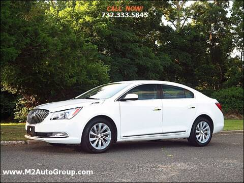 2016 Buick LaCrosse for sale at M2 Auto Group Llc. EAST BRUNSWICK in East Brunswick NJ