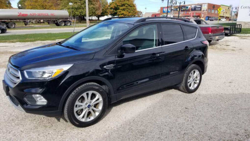 2018 Ford Escape for sale at J2 WHEELS UNLIMITED in Griggsville IL