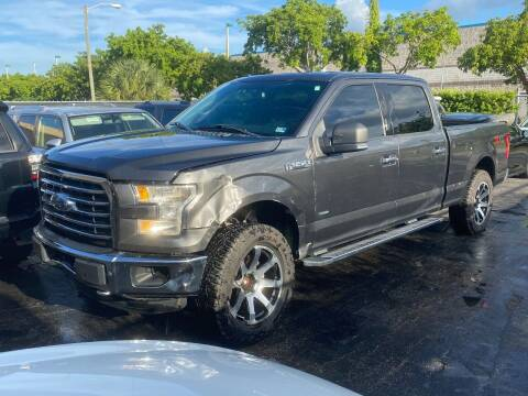2015 Ford F-150 for sale at My Car Inc in Pls. Call 305-220-0000 FL