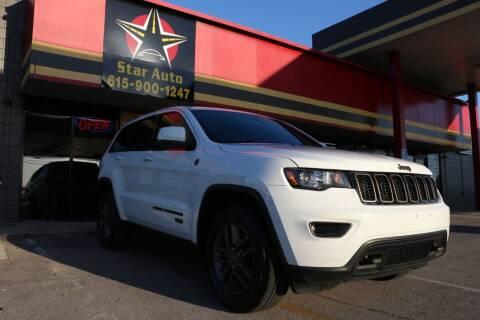 2016 Jeep Grand Cherokee for sale at Star Auto Inc. in Murfreesboro TN