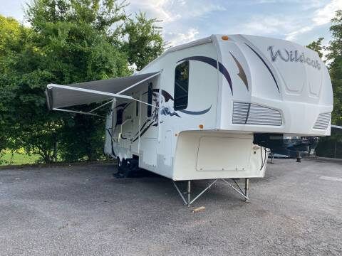2009 Wildcat by Forest River M-31THSB for sale at MUSIC CITY MOTORS LLC in Nashville TN