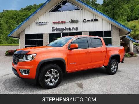 2019 Chevrolet Colorado for sale at Stephens Auto Center of Beckley in Beckley WV