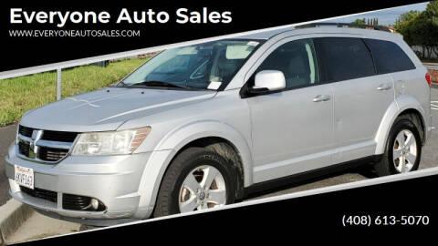 2010 Dodge Journey for sale at Everyone Auto Sales in Santa Clara CA