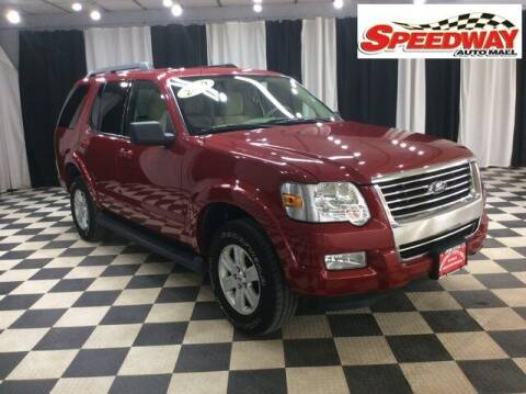 2009 Ford Explorer for sale at SPEEDWAY AUTO MALL INC in Machesney Park IL