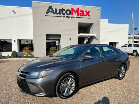 2017 Toyota Camry for sale at AutoMax of Memphis - V Brothers in Memphis TN