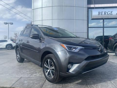 2018 Toyota RAV4 for sale at Berge Auto in Orem UT