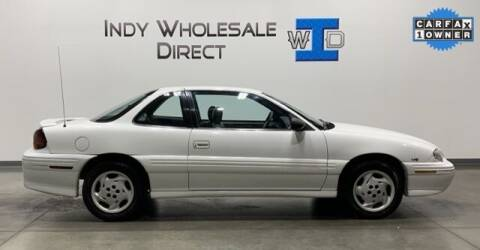 1997 Pontiac Grand Am for sale at Indy Wholesale Direct in Carmel IN