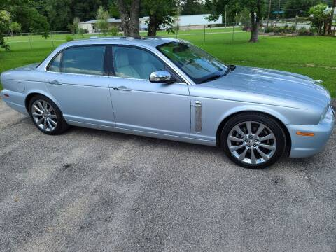 2008 Jaguar XJ-Series for sale at MG Autohaus in New Caney TX