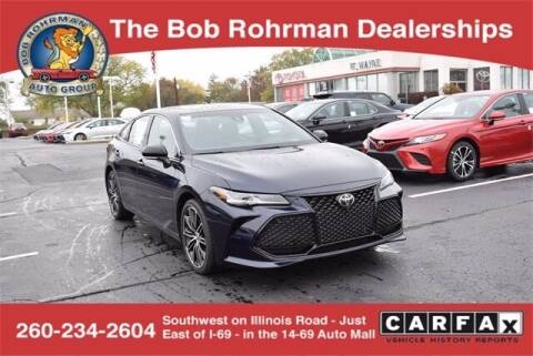 2021 Toyota Avalon for sale at BOB ROHRMAN FORT WAYNE TOYOTA in Fort Wayne IN