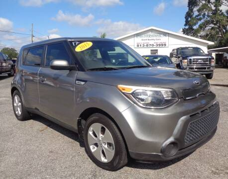 2015 Kia Soul for sale at Linus International Inc in Tampa FL