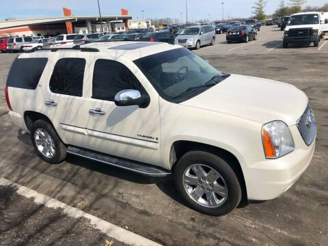 2008 GMC Yukon for sale at Nice Cars in Pleasant Hill MO