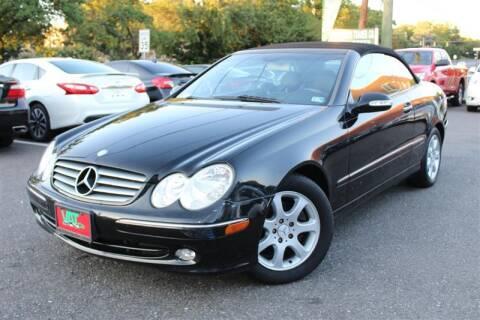 2004 Mercedes-Benz CLK for sale at Virginia Auto Trader, Co. in Arlington VA