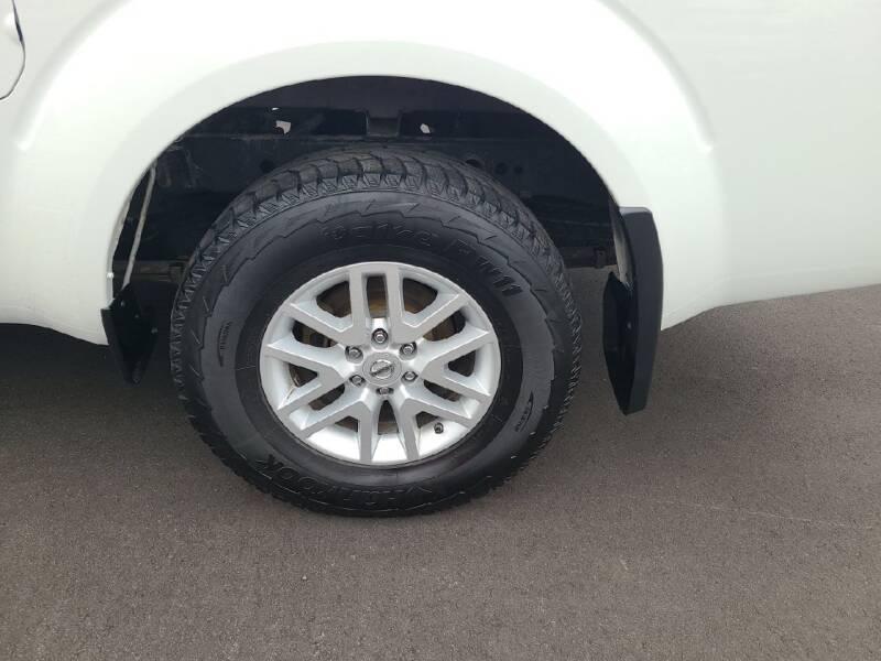 2018 Nissan Frontier for sale at Shattuck Motors in Newport VT