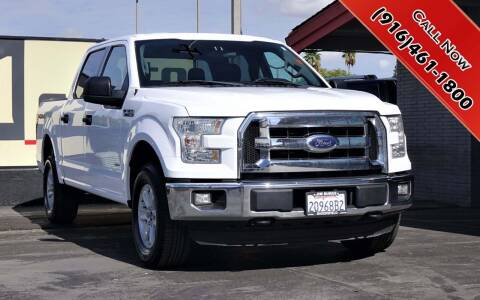 2015 Ford F-150 for sale at H1 Auto Group in Sacramento CA