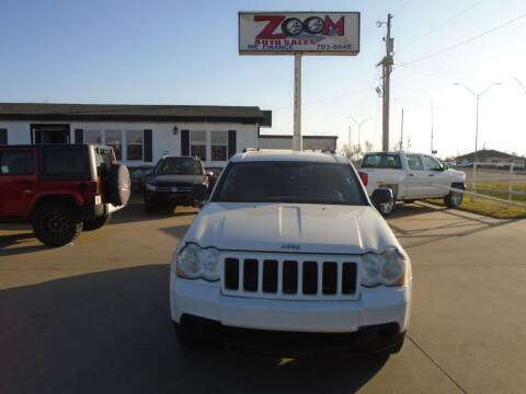 2010 Jeep Grand Cherokee for sale at Zoom Auto Sales in Oklahoma City OK