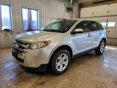 2011 Ford Edge for sale at Sand's Auto Sales in Cambridge MN