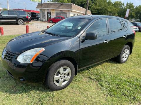 2010 Nissan Rogue for sale at Texas Select Autos LLC in Mckinney TX