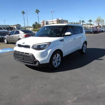 2015 Kia Soul for sale at Charlie Cheap Car in Las Vegas NV