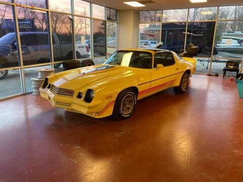 1981 Chevrolet Camaro for sale at A & H Auto Sales in Clanton AL