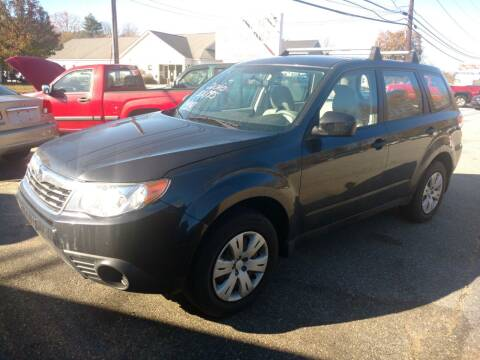 2010 Subaru Forester for sale at Auto Brokers of Milford in Milford NH