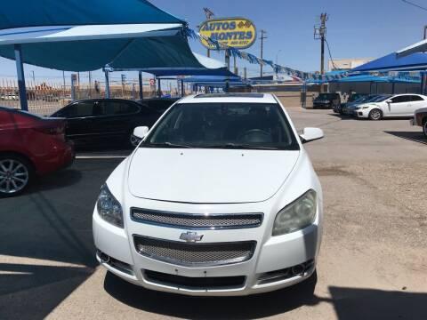 2010 Chevrolet Malibu for sale at Autos Montes in Socorro TX
