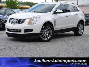 2013 Cadillac SRX for sale at Used Imports Auto - Southern Auto Imports in Stone Mountain GA