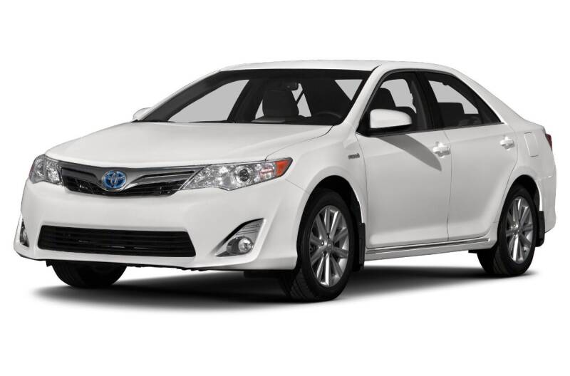 2014 Toyota Camry for sale at Bri's Sales, Service, & Imports in Long Beach CA