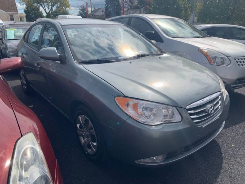 2010 Hyundai Accent for sale at Park Avenue Auto Lot Inc in Linden NJ
