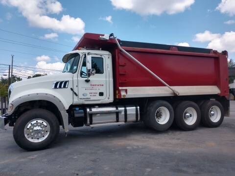 2014 Mack Granite for sale at CARS PLUS in Fayetteville TN