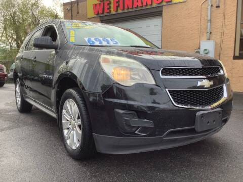 2010 Chevrolet Equinox for sale at Active Auto Sales Inc in Philadelphia PA