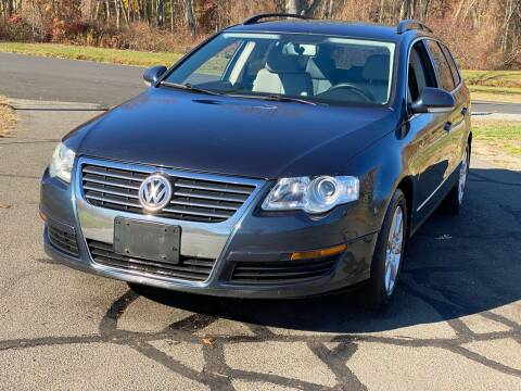 2007 Volkswagen Passat for sale at Choice Motor Car in Plainville CT