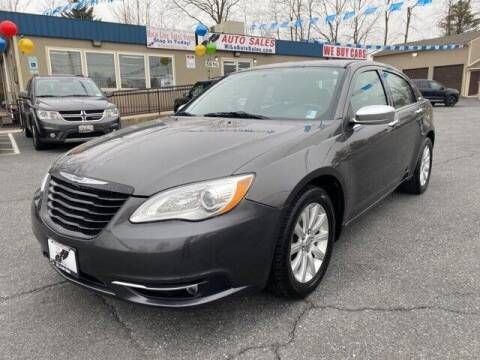 2014 Chrysler 200 for sale at BuyFromAndy.com at Hi Lo Auto Sales in Frederick MD