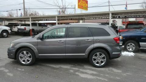 2013 Dodge Journey for sale at Lewis Used Cars in Elizabethton TN