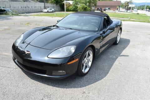2007 Chevrolet Corvette for sale at Gamble Motor Co in La Follette TN