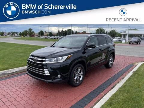 2018 Toyota Highlander for sale at BMW of Schererville in Shererville IN