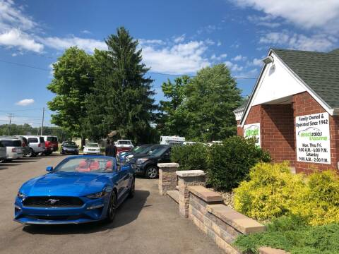 2019 Ford Mustang for sale at Direct Sales & Leasing in Youngstown OH