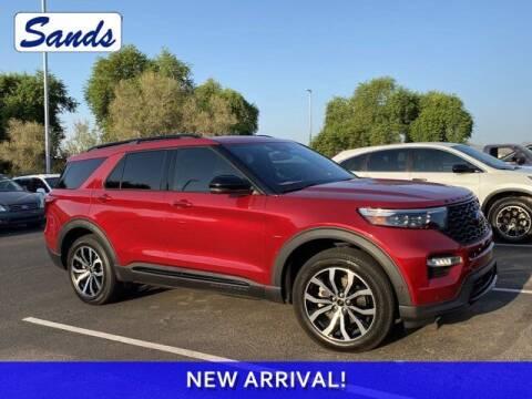 2020 Ford Explorer for sale at Sands Chevrolet in Surprise AZ