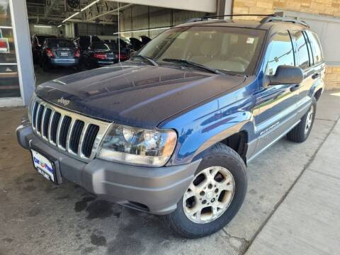 2001 Jeep Grand Cherokee for sale at Car Planet Inc. in Milwaukee WI