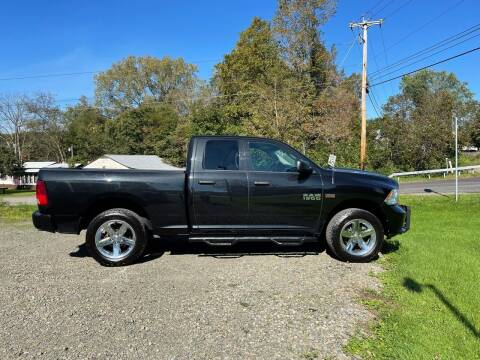 2017 RAM Ram Pickup 1500 for sale at Brush & Palette Auto in Candor NY