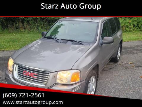 2008 GMC Envoy for sale at Starz Auto Group in Delran NJ