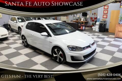 2016 Volkswagen Golf GTI for sale at Santa Fe Auto Showcase in Santa Fe NM