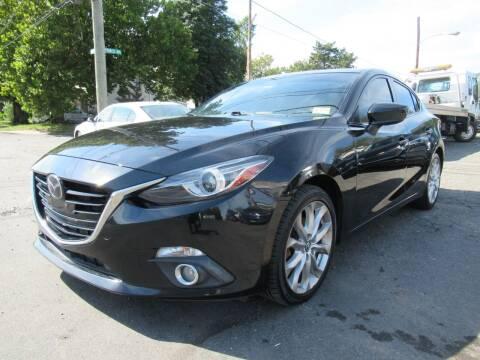 2014 Mazda MAZDA3 for sale at PRESTIGE IMPORT AUTO SALES in Morrisville PA